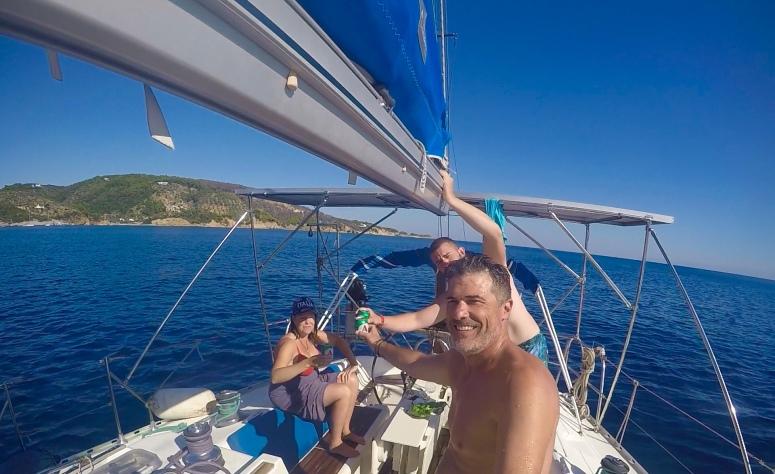 SailnDive Greece