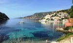 Sailing trip in Greece